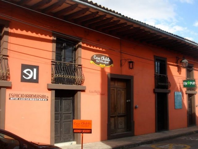 Casa Chikita Bed & Breakfast