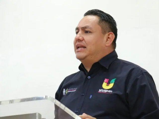 Gobierno de Uruapan suspende actividades no esenciales y anuncia medidas ante COVID-19