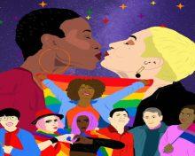 17 de mayo: Día Internacional Contra la Homofobia, Bifobia y Transfobia. Juntos: ¡resistiendo, apoyando, sanando!
